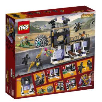 L'attaque 76103 Marvel De Heroes Corvus Glaive Lego® Super PkZiuTOX