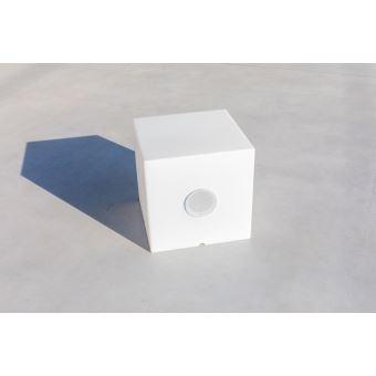 5 sur lampe enceinte cubique lumisky carry play blanche accessoire luminaire ext rieur. Black Bedroom Furniture Sets. Home Design Ideas