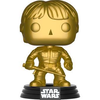 Figura Funko Star Wars - Luke Dorado
