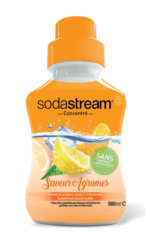 Concentré Sodastream Agrumes 500 ml