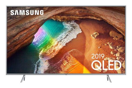 Plus de détails TV Samsung QE55Q65R QLED 4K UHD Smart TV 55'' application Disney+ disponible Gris