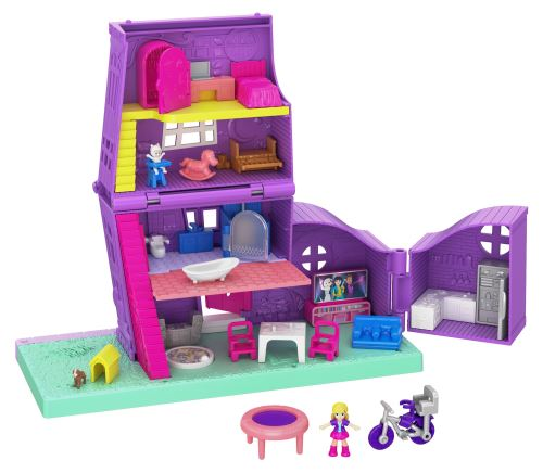 La maison de Polly Polly Pocket