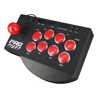 Manette Subsonic Pro Fight Arcade Stick Universel