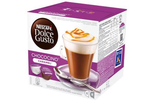 Boîte de 16 capsules café Dolce Gusto Chococino Caramel