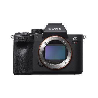 Photo de appareil-photo-hybride-sony-alpha-a7r-iv-boitier-nu-noir