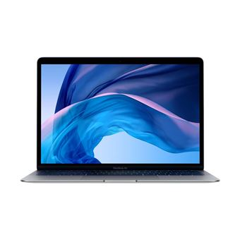 Apple MacBook Air 13,3-inch LED 128-Gb SSD 8GB RAM Intel Core i5 dual-core op 1,6 GHz Space Grijs Nieuw