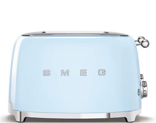 Grille-pain Smeg TSF03PBEU 950 W Bleu