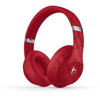 casque audio sans fil rouge haute qualité