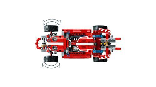De Technic 42075 Premier Véhicule Lego® Secours PkiOXZu