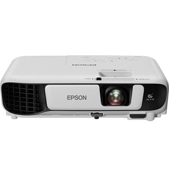Vidéoprojecteur Tri-LCD Epson EB-X41 Blanc