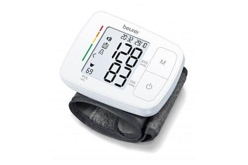 Tensiomètre à poignet parlant Beurer BC 21 Blanc