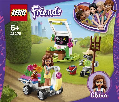 LEGO® Friends 41425 Le jardin fleuri d'Olivia