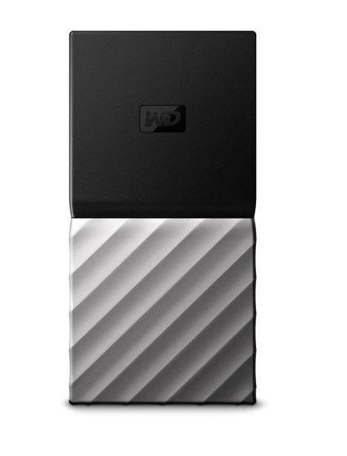 Disque Dur SSD Externe Western Digital My Passport 1 To Noir et Argent - SSD externe. Remise permanente de 5% pour les adhérents. Commandez vos produits high-tech au meilleur prix en ligne et retirez-les en magasin.