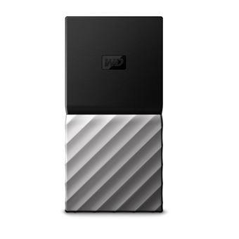 Disque Dur SSD Externe Western Digital My Passport 1 To Noir et Argent