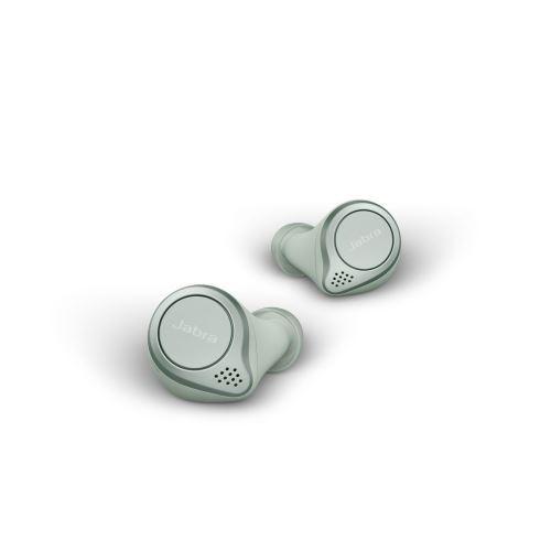 Jabra Elite Active 75t Écouteurs sans fil True Wireless sport avec réduction active du bruit Menthe