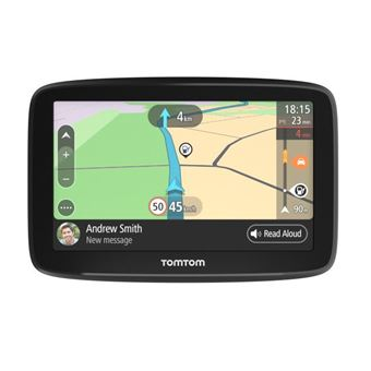 gps tomtom go basic europe 48 noir gps auto achat. Black Bedroom Furniture Sets. Home Design Ideas
