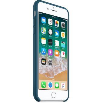 coque iphone 8 bleu canard