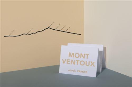 Accessoire de décoration The Line Mont Ventoux Noir
