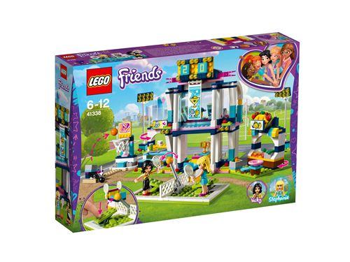 LEGO® Friends 41338 Le club de sport de Stéphanie