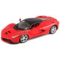 Coche Ferrari 1:24 La Ferrari Race and Play