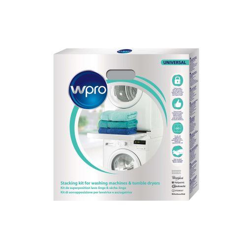 Kit de superposition Wpro pour lave-linge et sèche-linge