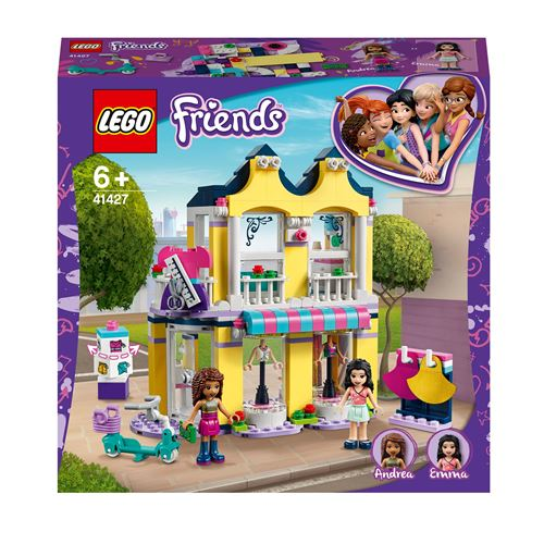 LEGO® Friends 41427 La boutique de mode d'Emma