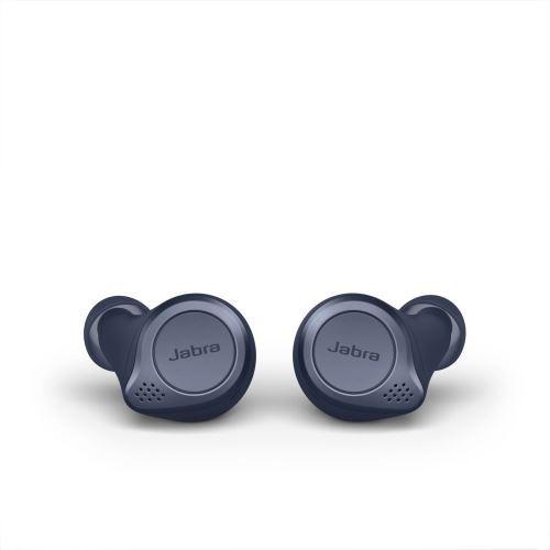 Jabra Elite Active 75t Écouteurs sans fil True Wireless sport avec réduction active du bruit Bleu