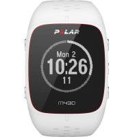 Montre GPS de running Polar M430 Blanc