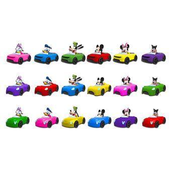 Micro voiture IMC Toys Mickey et ses amis Top Depart Modèle aléatoire