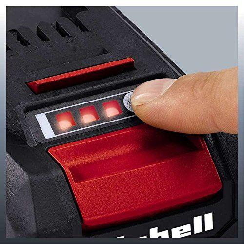 Chargeur 2 Ah Power 18 Change Starter V Kit X 5Sur 0 Einhell dQsCxthr