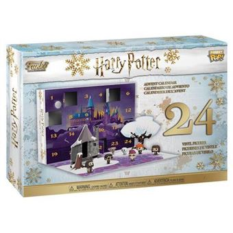 Calendrier De Lavent Harry Potter Funko Pop.Calendrier De L Avent Funko Pop Harry Potter