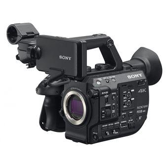 Caméscope Sony PXW-FS5M2 body WiFi et NFC Noir