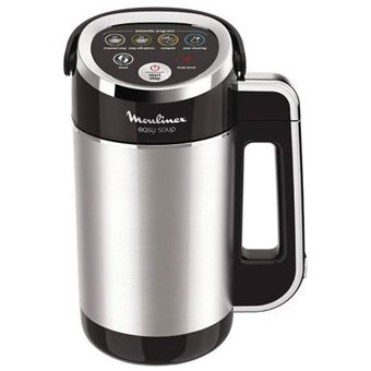 Moulinex LM841810 Easy Soup Blender 1000W Silver/Black