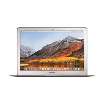 Apple MacBook Air 13,3'' LED 512 Go SSD 8 Go RAM Intel Core i7 bicœur à 1,7 GHz
