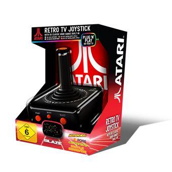 Atari TV Plug & Play AV Joystick + Atari 50 Games Pack