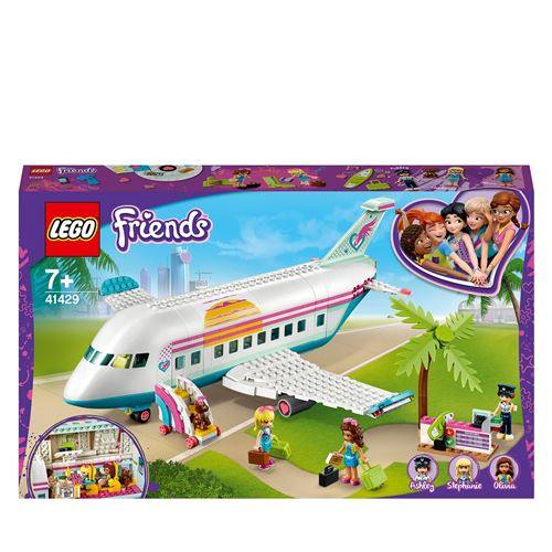 LEGO® Friends 41429 L'avion de Heartlake City