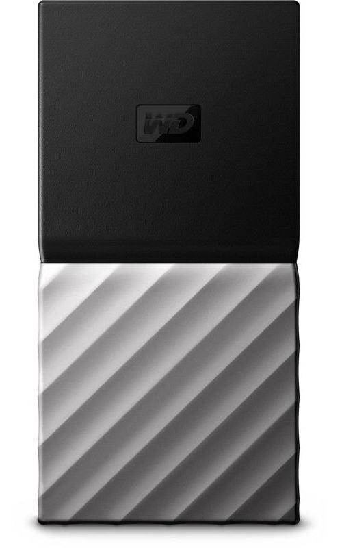 Disque SSD Externe Western Digital My Passport 512 Go Argent et Noir - SSD externe. Remise permanente de 5% pour les adhérents. Commandez vos produits high-tech au meilleur prix en ligne et retirez-les en magasin.
