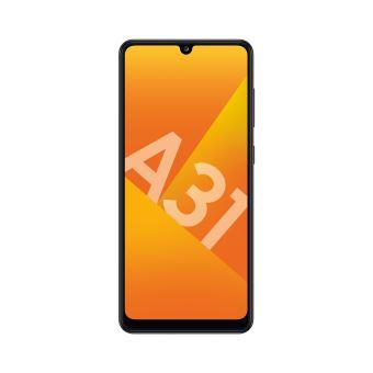 "Smartphone Samsung Galaxy A31 6,40"" Double SIM 64 Go Noir Prisme"