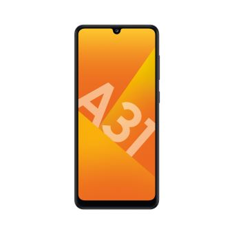 SAMSUNG GALAXY A31 BLACK