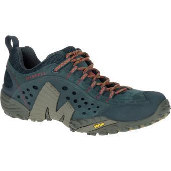 7b5bd89ce3f Chaussures de randonnée Merrell Intercept Bleu Taille 43 ...
