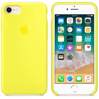 coque fluo iphone 8 plus