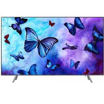 "TV Samsung QE55Q6 QLED UHD 4K Smart TV Quantum Dot 55"""