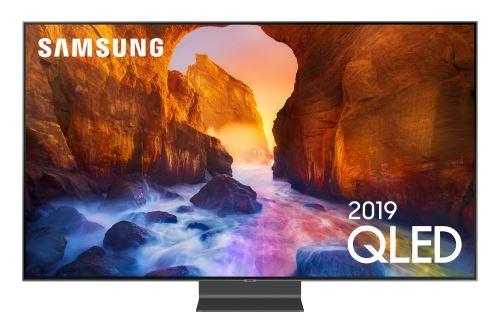 """Plus de détails TV Samsung QE75Q90R QLED 4K UHD Full LED Platinum Smart TV 75"""""""