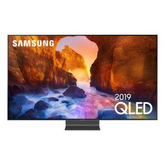 "TV Samsung QE75Q90R QLED 4K UHD Full LED Platinum Smart TV 75"""