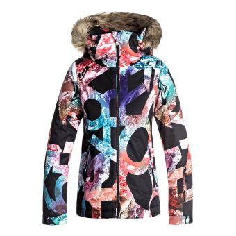manteau ski roxy fille