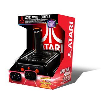 Atari Vault Bundle + USB Joystick - 100 Games