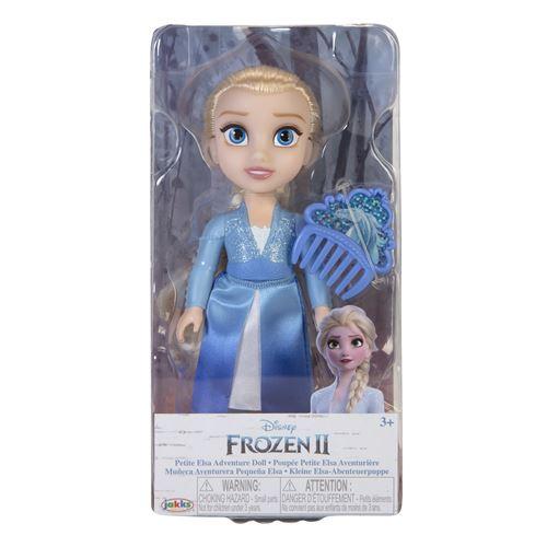 Poupée Reine des Neiges 2 Disney Princesses 15 cm Modèle aléatoire