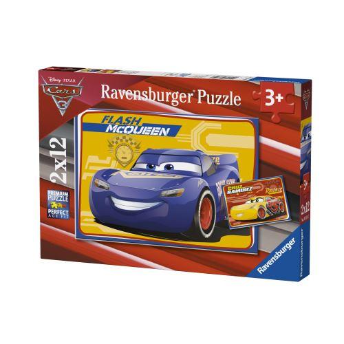 Fnac.com : 2 puzzles 12 pièces Flash et Cruz Cars 3 Ravensburger - Puzzle enfant. Achat et vente de jouets, jeux de société, produits de puériculture. Découvrez les Univers Playmobil, Légo, FisherPrice, Vtech ainsi que les grandes marques de puériculture