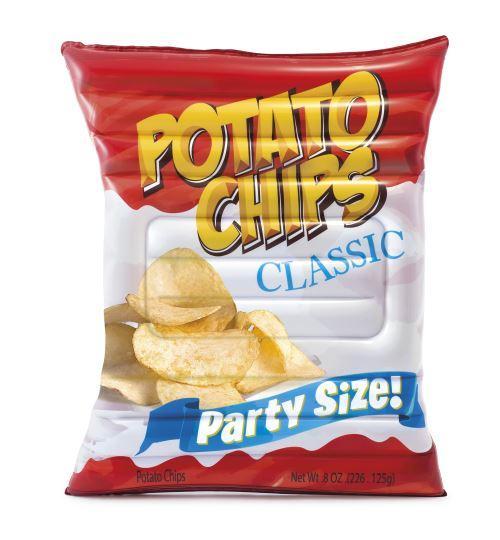 Bouée Intex Paquet de chips