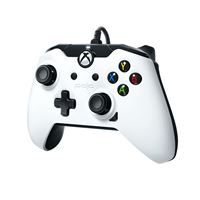 Xbox One controller en PC Bedraad PDP Arctic  White